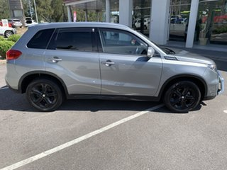 2016 Suzuki Vitara LY S Turbo 2WD Galactic Grey 6 Speed Sports Automatic Wagon