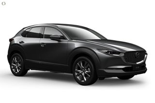 2020 Mazda CX-30 DM4WLA G25 SKYACTIV-Drive i-ACTIV AWD Astina Grey 6 Speed Sports Automatic Wagon.
