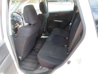 2014 Honda CR-V VTI2 White Automatic Wagon