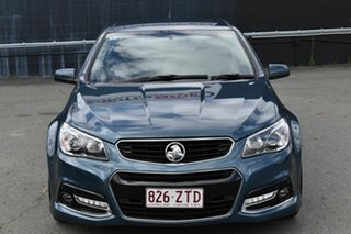 2014 Holden Commodore VF SS-V Blue 6 Speed Automatic Sedan.