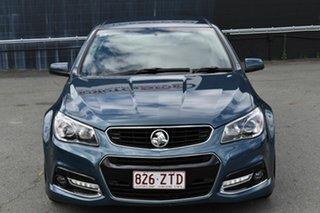 2014 Holden Commodore VF SS-V Blue 6 Speed Automatic Sedan.