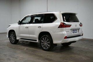 2016 Lexus LX URJ201R LX570 White 8 Speed Sports Automatic Wagon.