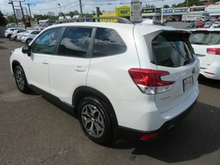 2018 Subaru Forester S5 MY19 2.5i CVT AWD White 7 Speed Constant Variable Wagon