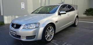2011 Holden Commodore VE II MY12 Omega Silver 6 Speed Automatic Sedan.