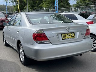 2005 Toyota Camry MCV36R MY06 Altise Limited Silver 4 Speed Automatic Sedan