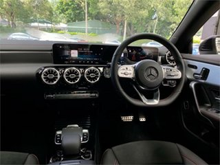 2020 Mercedes-Benz CLA-Class C118 CLA200 Cosmos Black Sports Automatic Dual Clutch Coupe