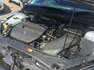 2008 Mazda 3 BK10F2 Maxx Sport Silver 4 Speed Sports Automatic Hatchback