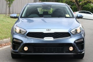 2020 Kia Cerato BD MY21 Sport Gravity Blue 6 Speed Sports Automatic Hatchback