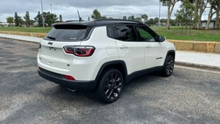2020 Jeep Compass M6 MY20 S-Limited Vocal White 9 Speed Automatic Wagon