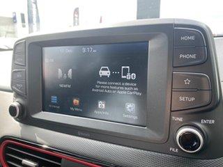 2018 Hyundai Kona OS.2 MY19 Highlander 2WD Red 6 Speed Sports Automatic Wagon