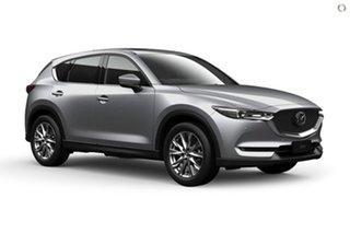 2020 Mazda CX-5 KF4W2A Akera SKYACTIV-Drive i-ACTIV AWD Silver 6 Speed Sports Automatic Wagon.
