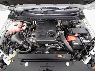 2015 Ford Ranger PX Wildtrak 3.2 (4x4) White 6 Speed Automatic Crew Cab Utility