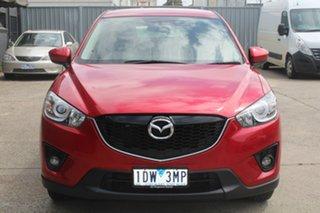 2014 Mazda CX-5 MY13 Upgrade Maxx Sport (4x2) Red 6 Speed Automatic Wagon.
