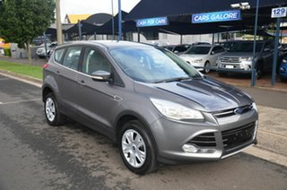 2013 Ford Kuga TF Ambiente (AWD) Grey 6 Speed Automatic Wagon.
