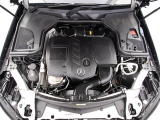 2018 Mercedes-Benz E220 213 MY18 D Black 9 Speed Automatic G-Tronic Saloon