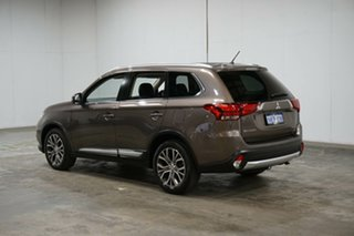 2016 Mitsubishi Outlander ZK MY16 LS 2WD Brown 6 Speed Constant Variable Wagon.
