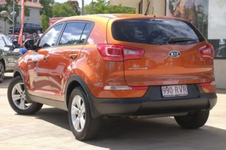 2011 Kia Sportage SL MY12 SI Orange 5 Speed Manual Wagon