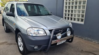 2005 Mazda Tribute Limited Sport Silver 4 Speed Automatic Wagon.