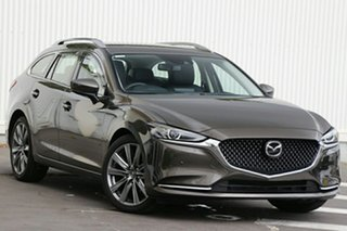 2020 Mazda 6 GL1033 GT SKYACTIV-Drive Soul Red Crystal 6 Speed Sports Automatic Wagon.
