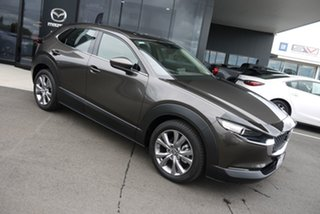 2020 Mazda CX-30 DM2W7A G20 SKYACTIV-Drive Touring Silver 6 Speed Sports Automatic Wagon.