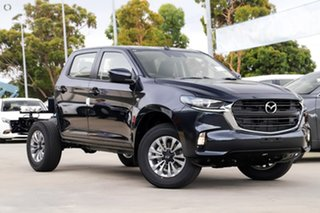 2020 Mazda BT-50 TFS40J XT Blue 6 Speed Sports Automatic Cab Chassis.