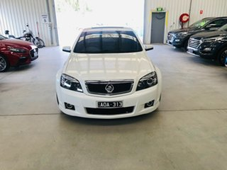 2012 Holden Caprice WM II V 6 Speed Sports Automatic Sedan.