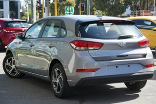 2021 Hyundai i30 PD.V4 MY21 Intense Blue 6 Speed Sports Automatic Hatchback.