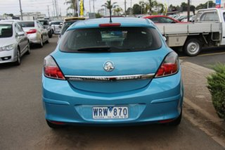 2005 Holden Astra AH MY06 CDX Blue 5 Speed Manual Coupe
