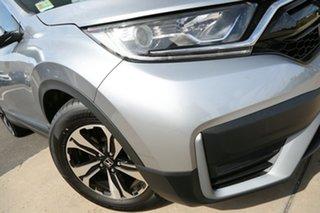2020 Honda CR-V RW MY20 VTi FWD Lunar Silver 1 Speed Constant Variable Wagon.