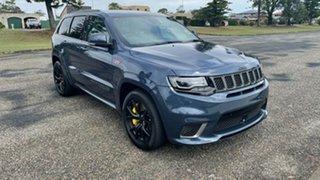 2020 Jeep Grand Cherokee WK MY20 Trackhawk Slate Blue (peal) 8 Speed Sports Automatic Wagon.