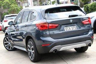 2015 BMW X1 E84 MY15 xDrive 28I xLine Blue 8 Speed Automatic Wagon.