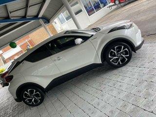 2018 Toyota C-HR Koba White Constant Variable Wagon