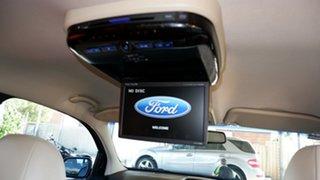 2013 Ford Territory SZ Titanium Seq Sport Shift Grey 6 Speed Sports Automatic Wagon