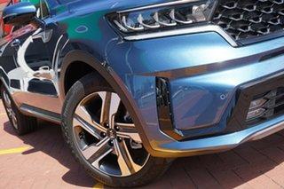 2020 Kia Sorento MQ4 MY21 Sport+ AWD Mineral Blue 8 Speed Sports Automatic Dual Clutch Wagon.