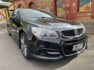 2013 Holden Ute VF MY14 SS Ute Black 6 Speed Sports Automatic Utility.