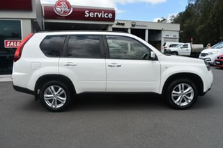 2013 Nissan X-Trail T31 Series V ST-L Snow Storm 1 Speed Constant Variable Wagon.