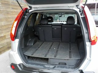 2010 Nissan X-Trail T31 Series IV ST-L 2WD Silver 1 Speed Constant Variable Wagon