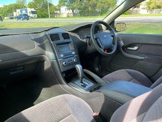 2004 Ford Falcon BA XT Grey 4 Speed Sports Automatic Sedan