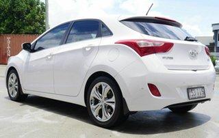 2013 Hyundai i30 GD MY14 Premium White 6 Speed Sports Automatic Hatchback