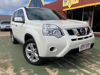 2012 Nissan X-Trail T31 Series IV ST 2WD 1 Speed Constant Variable Wagon.