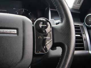 2018 Land Rover Range Rover LW MY18 Sport SDV6 SE (225kW) Black 8 Speed Automatic Wagon