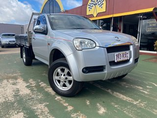 2011 Great Wall V240 K2 4x2 5 Speed Manual Cab Chassis.
