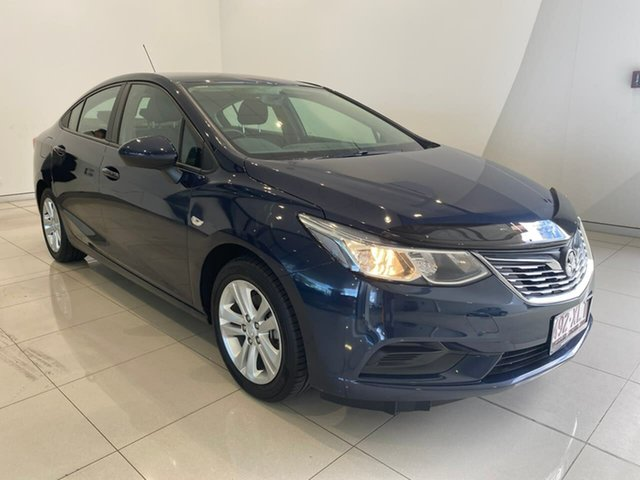 Used Holden Astra BL MY17 LS Aspley, 2017 Holden Astra BL MY17 LS Blue 6 Speed Sports Automatic Sedan