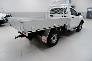 2017 Mazda BT-50 UR0YG1 XT White 6 Speed Sports Automatic Cab Chassis