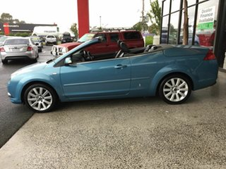 2007 Ford Focus LT Coupe-Cabriolet Blue 5 Speed Manual Cabriolet