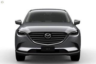 2020 Mazda CX-9 TC Touring SKYACTIV-Drive i-ACTIV AWD Silver 6 Speed Sports Automatic Wagon.