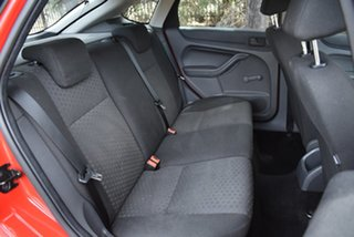 2008 Ford Focus LT LX Red 4 Speed Sports Automatic Hatchback