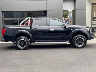 2016 Nissan Navara D23 ST Black 6 Speed Manual Utility.
