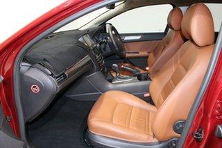 2015 Ford Falcon FG X G6E Burgundy 6 Speed Automatic Sedan