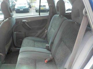 2001 Toyota RAV4 ACA21R Edge Blue 4 Speed Automatic Wagon